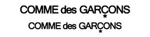 コムデギャルソンコムデギャルソン(COMME des GARÇONS COMME des GARÇONS )