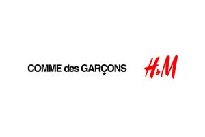 コムデギャルソン H&M