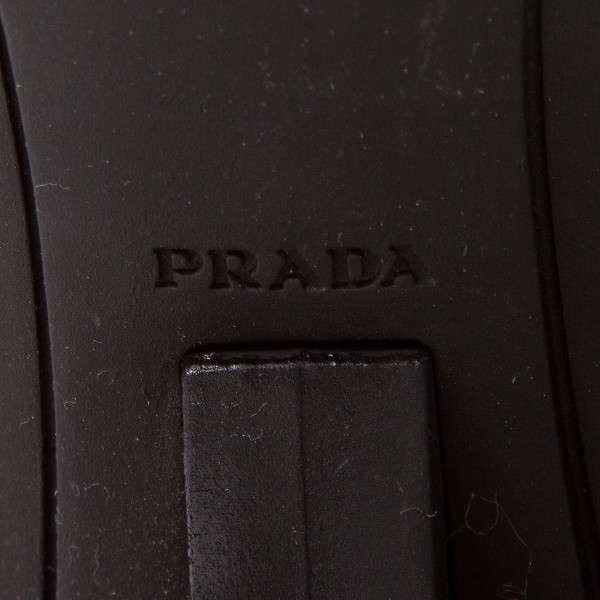 Prada Velcro Belt Square Pumps K 18563 | eBay