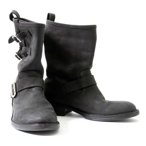 (SALE) Y's Engineer boot Size US 6(K-31159)