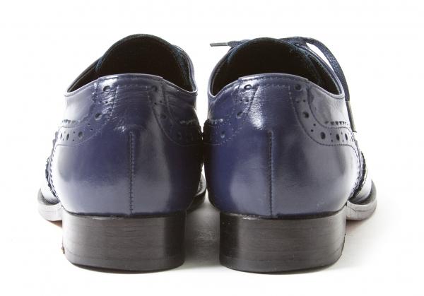 (SALE) LIMI feu Größe Wing tips Leder Schuhes Größe feu US About  6.5(K-35485) 7bc540