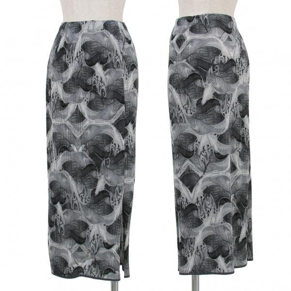 (SALE) ISSEY MIYAKE FETE Skirt Size 1(K-39881)