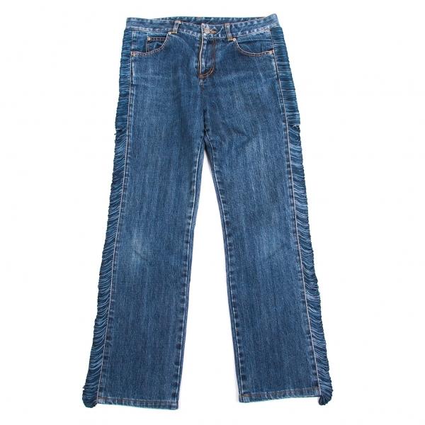 Jean-Paul GAULTIER Design Jeans Size 40(K-43812)
