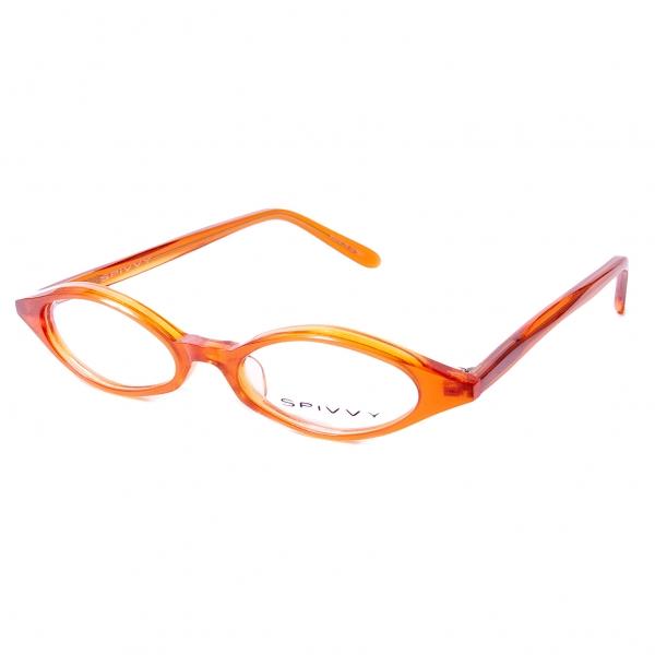【SALE】新品!スピビーSPIVVY SP-2015 デモクリアレンズ オレンジ45□15 143