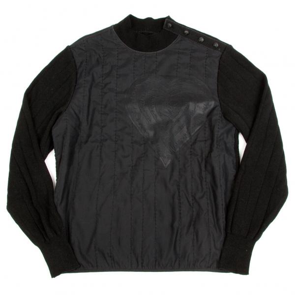 Unbranded Knit Sweater Größe S-M(K-45794)