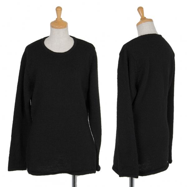 COMME des GARCONS Wool Knit Größe S-M(K-45908)
