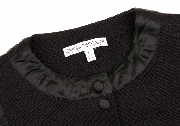 Emporio 46279 Armani Wool Piping Vest maat 40k 4AR5jL
