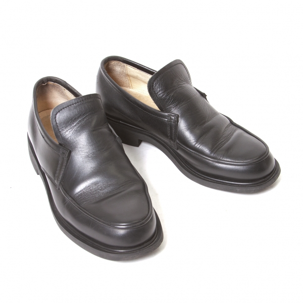 Y's Leather Loafer Size US About  6.5(K-46322)