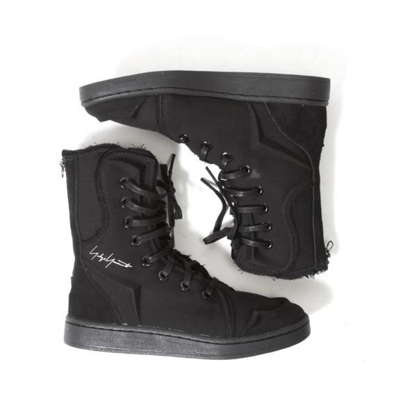SALE) Yohji Yamamoto FEMME Boxing boots