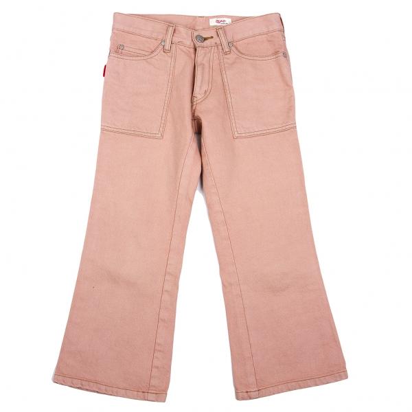 VIVIENNE TAM Three-quarter length Cotton Pants Size XS(K-46492)