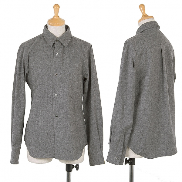 Robe de chambre COMME des GARCONS Long Sleeves Shirt Size S(K-46572)