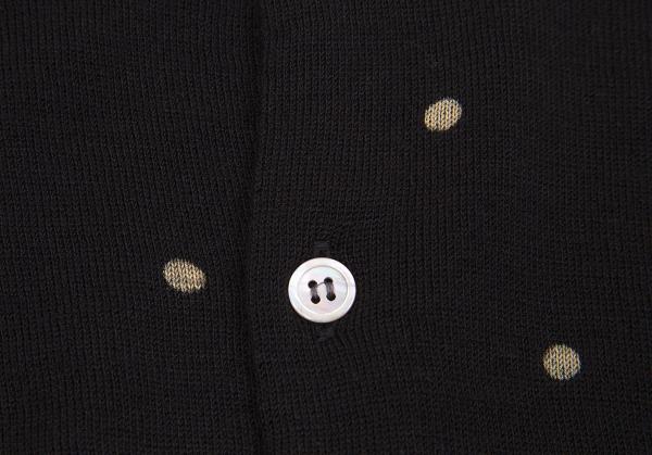 Robe de chambre COMME des GARCONS Dot Cardigan Cardigan Cardigan Size XS-S(K-46921) d0f14d