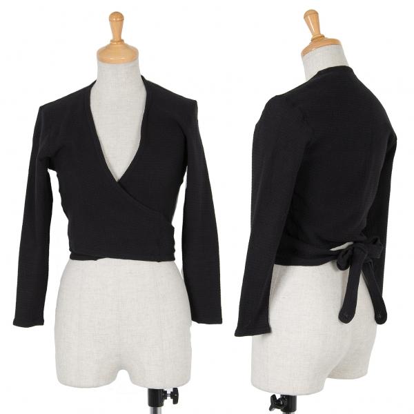 Jean-Paul GAULTIER Cotton Stretch Cardigan Size 42(K-47203)
