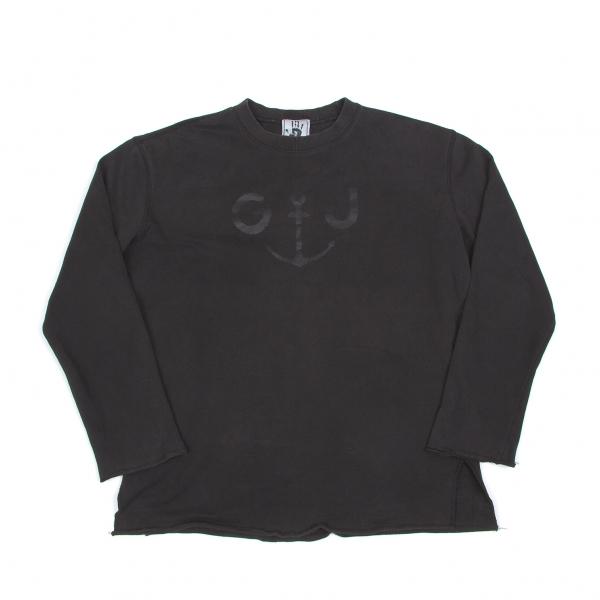 GAULTIER JEAN'S Anchor print sweat Size M(K-47291)