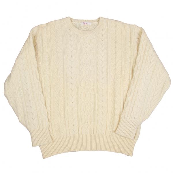 Papas Wool Knit sweater Größe S-M(K-47890)