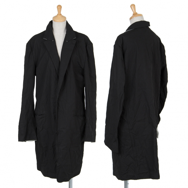 Washed 47900 k Jacket Long Cotton 2 Size Y's O71qZ1
