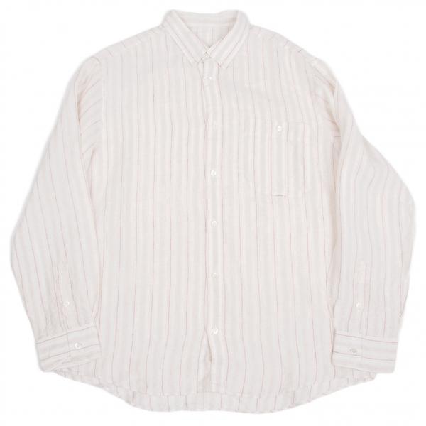 Papas Stripe Shirt Size 50L(K-48235)