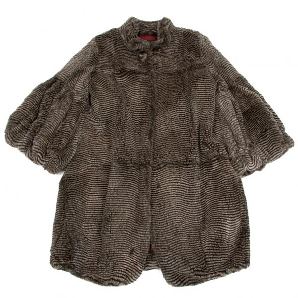 Fur 48334 Rabbit S Coat Sov m k Size 5H4qdH0xwc