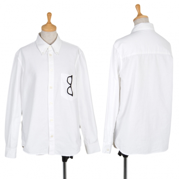 Ne-net Cotton Long Sleeves Shirt Größe 2(K-49134)