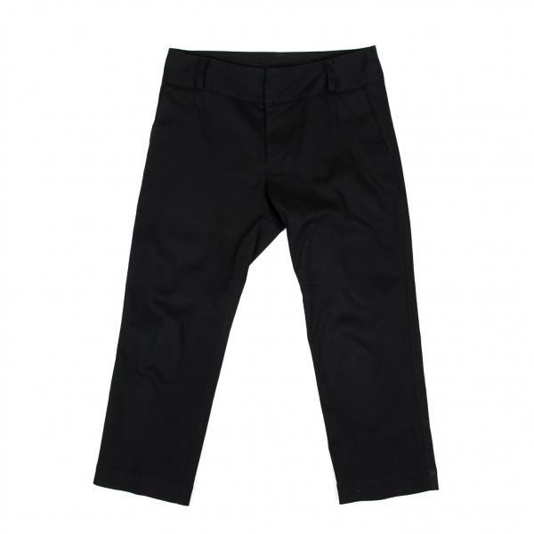(SALE) tricot COMME des GARCONS Cotton Pants Größe S(K-49199)