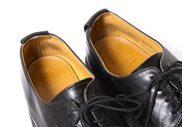 Dr. shoes Martens Leather round toe shoes Dr. Size 6(About US7.5)(K-49385) fdcc12