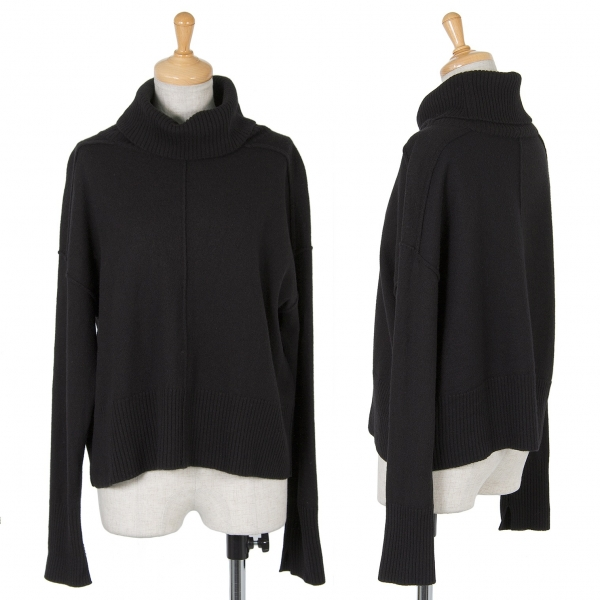 Paul Smith Wool Knit Sweater Größe M(K-49559)