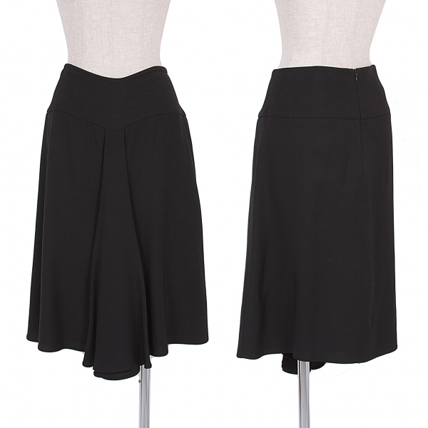 ARMANI COLLEZIONI Drape Skirt Size 44(K-50309)