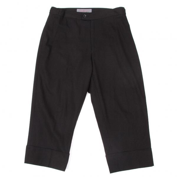 Yohji Yamamoto black Pants Size 1(K-50708)