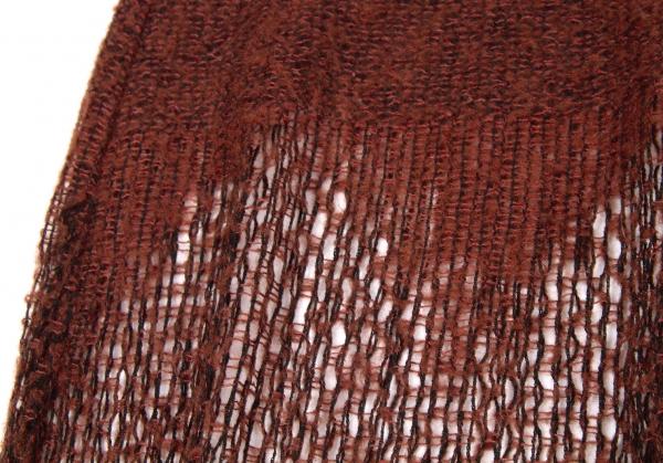 SALE-ANNA-SUI-Knit-fringe-sleeveless-Size-2-K-50765 thumbnail 6