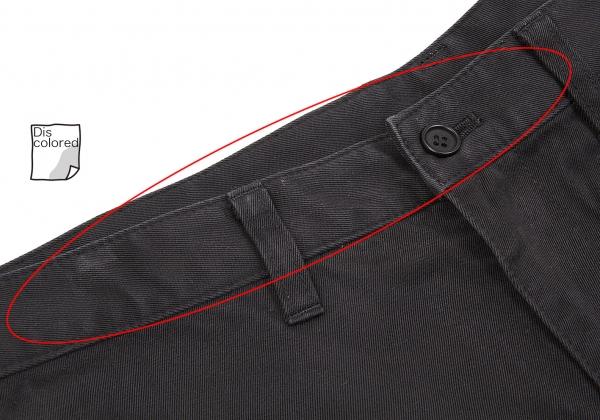 SALE-ISSEY-MIYAKE-MEN-Cotton-Tapered-Pants-Size-3-K-51334 thumbnail 3