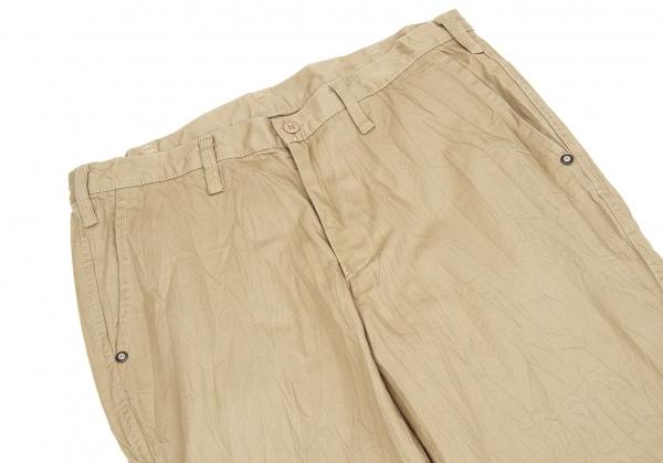 SALE-ISSEY-MIYAKE-MEN-Crinkled-pants-Size-2-K-51335 thumbnail 2