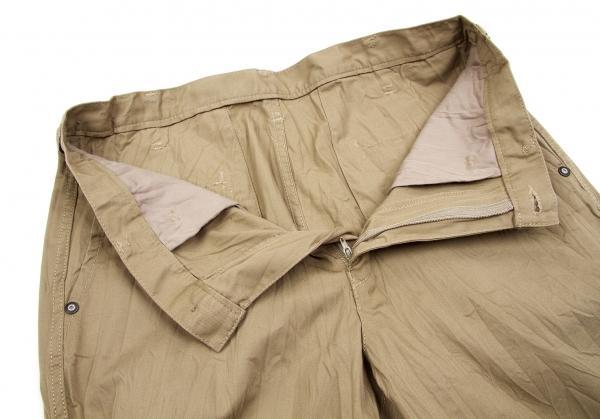 SALE-ISSEY-MIYAKE-MEN-Crinkled-pants-Size-2-K-51335 thumbnail 5