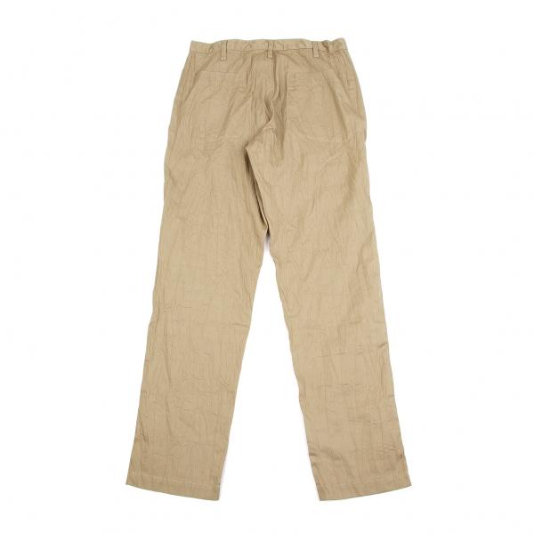 SALE-ISSEY-MIYAKE-MEN-Crinkled-pants-Size-2-K-51335 thumbnail 8