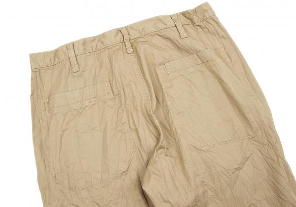 SALE-ISSEY-MIYAKE-MEN-Crinkled-pants-Size-2-K-51335 thumbnail 9
