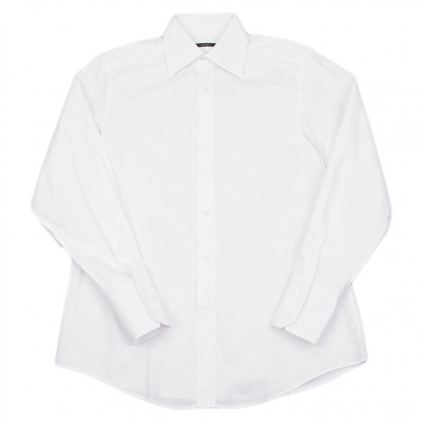 【SALE】グッチGUCCI ダイヤ織りシャツ オフXL位