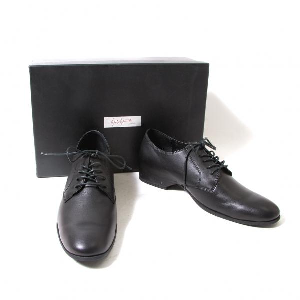 Yohji Yamamoto NOIR Heel cover leather shoes Size 5(US 7)(K-52046)