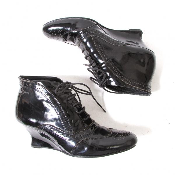 LIMI 7.5(K-52109) feu Patent medallion insole shoes Size Around US 7.5(K-52109) LIMI 3c9494