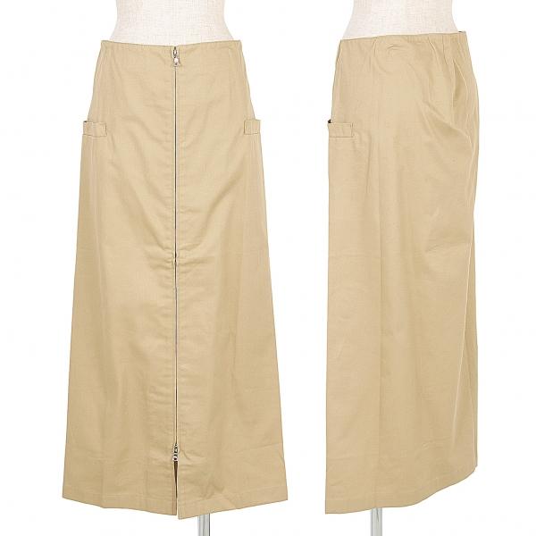 Y's Front riri zip kjolstorlek 3 (K -52153)