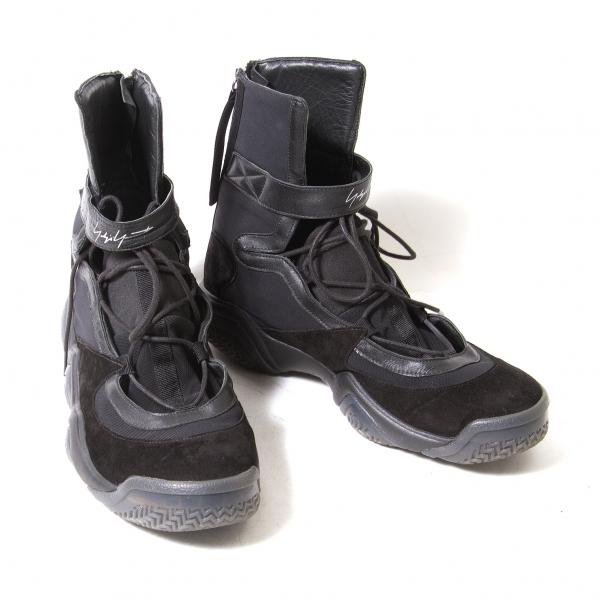 Yohji Yamamoto YY STRAP BBALL HIGH sneakers Size US 11(K-52618)
