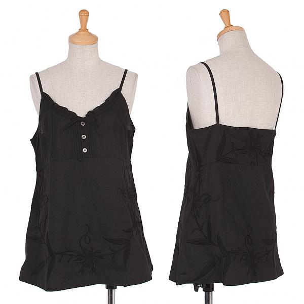 JUNYA WATANABE Embroidery Camisole Größe S(K-52898)