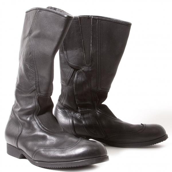 COMME des GARCONS Leather Boots Size US7.5(K-52944)