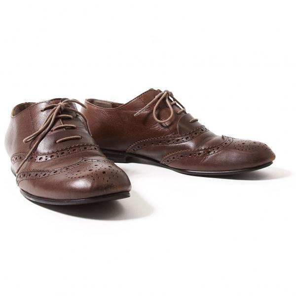 tricot COMME des GARCONS Leather Shoes Size US 5(K-53045)