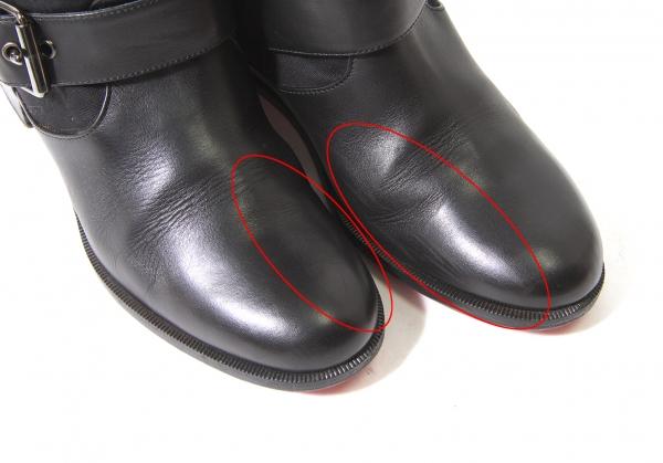 Christian Louboutin Canvas Switch Stiefel Größe 35.5(K-53273) 35.5(K-53273) 35.5(K-53273) e7af0c