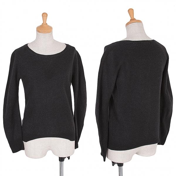 Y's Knit Sweater Größe 2(K-53279)