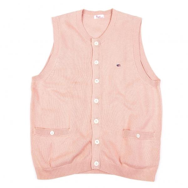 Papas Cotton Vest Size M-L(K-54106)