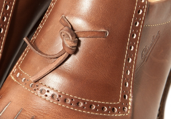 Paraboot Quilted Quilted Paraboot Tan Schuhes Größe UK4.5(K-54491) d58a5d