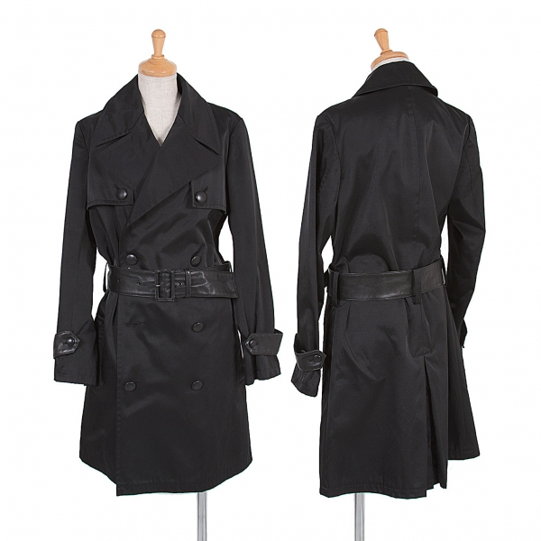 undefeated x beauty purchase cheap Details about Yohji Yamamoto NOIR Trench Coat Size 2(K-54537)