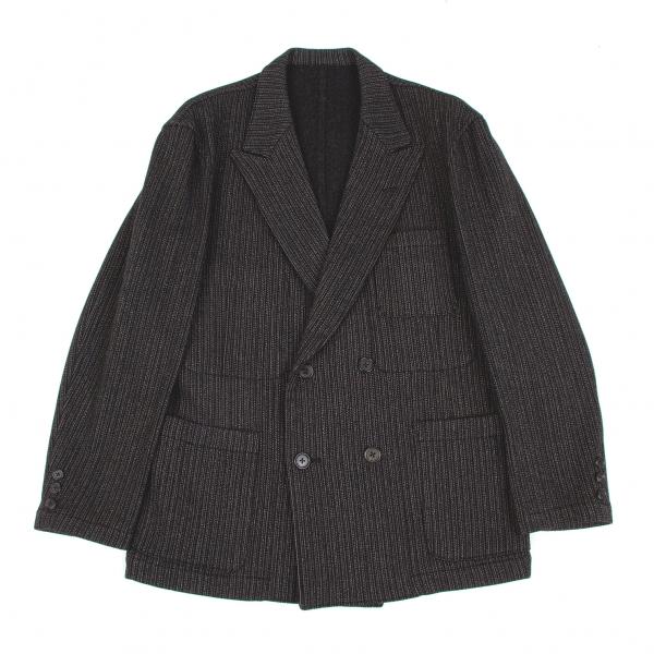 Y's for männer Stripe Weave jacke Größe M(K-54862)