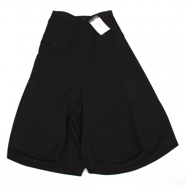 Y's Wool Gabardine Penguin Pants Size 1(K-55207)