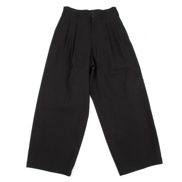 ALFASPIN Wool Wide Pants Size M(K-55322)